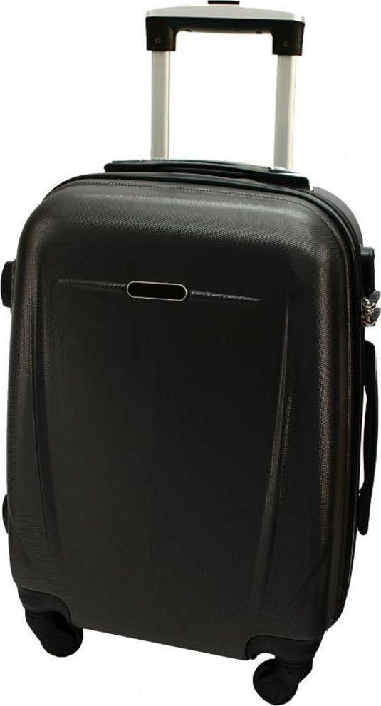 PELLUCCI Duża walizka PELLUCCI RGL 780 L Szara uniwersalny 1