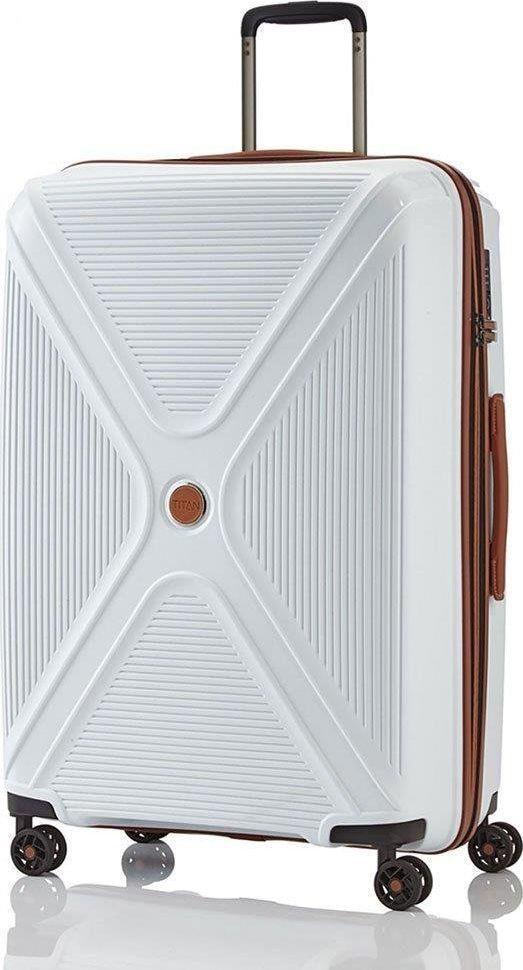 Titan Duża walizka TITAN PARADOXX 833404-80 Biała uniwersalny 1