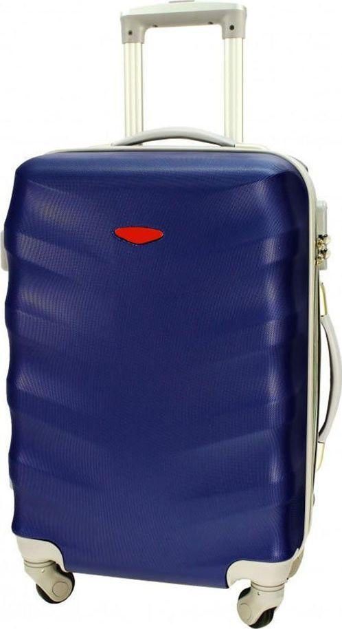 PELLUCCI Średnia walizka PELLUCCI RGL 81 M Granatowa uniwersalny 1
