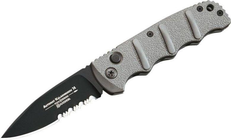 BOKER Nóż Boker Plus AK74 Automatik Black uniwersalny 1