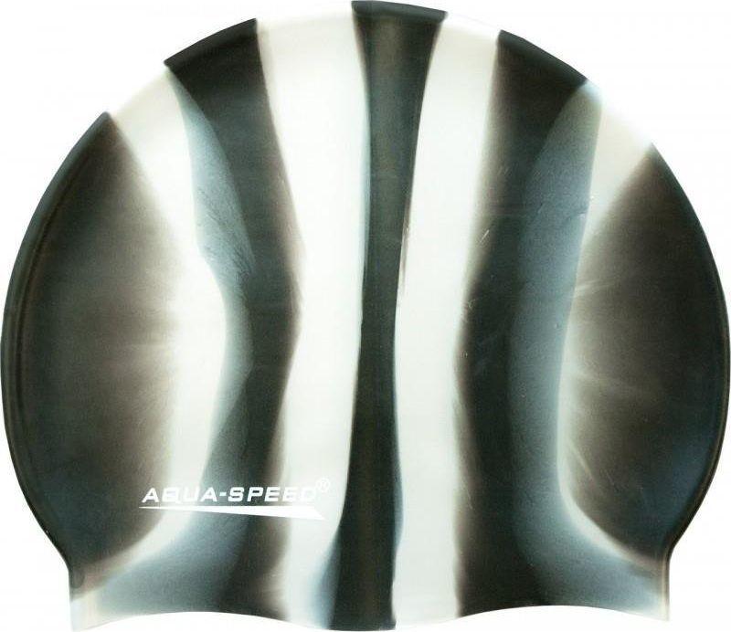Aqua-Speed Czepek Aqua-speed Bunt tęczowy kol 56 uniwersalny 1