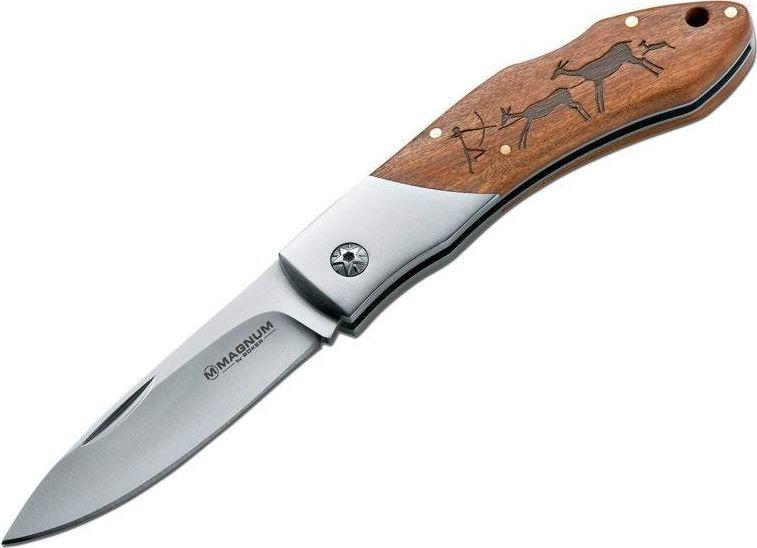 Magnum Nóż Magnum Caveman Steel uniwersalny 1
