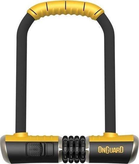 ONGUARD Zapięcie rowerowe ONGUARD Combo STD 8010C U-LOCK - 13mm 115mm 230mm - SZYFR uniwersalny 1