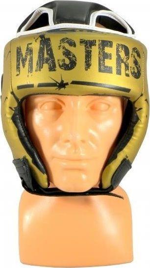 Masters Fight Equipment Kask bokserski KTOP-PU-MASTERS uniwersalny 1