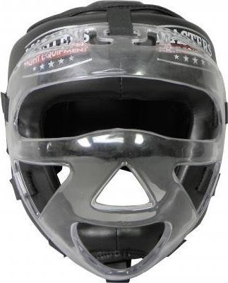 Masters Fight Equipment Kask bokserski z maską KSSPU-M uniwersalny 1