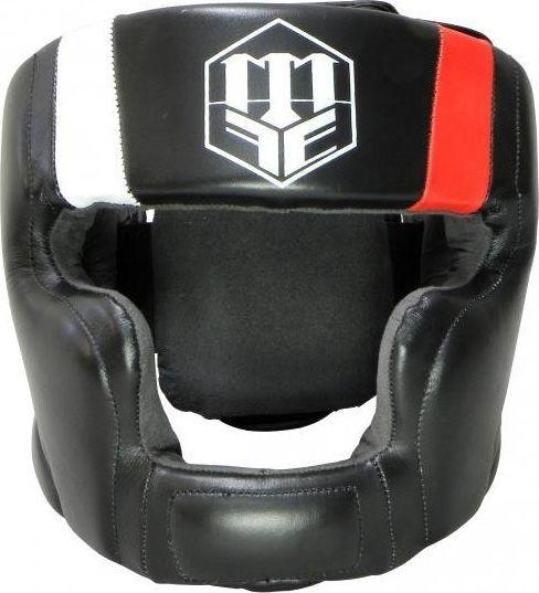 Masters Fight Equipment Kask bokserski skórzany sparingowy KSS-MFE-PL uniwersalny 1