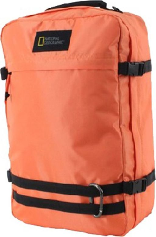National Geographic Plecak / Torba podróżna NATIONAL GEOGRAPHIC HYBRID 11801 Pomarańczowa uniwersalny 1