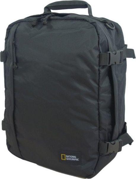 National Geographic Plecak / Torba podróżna NATIONAL GEOGRAPHIC HYBRID 11802 Czarna uniwersalny 1