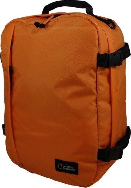 National Geographic Plecak / Torba podróżna NATIONAL GEOGRAPHIC HYBRID 11802 Pomarańczowa uniwersalny 1