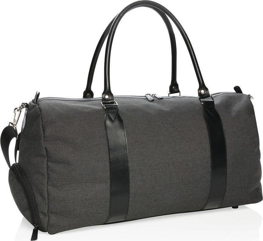XD Collection Weekendowa torba podróżna, podręczna Czarna uniwersalny 1