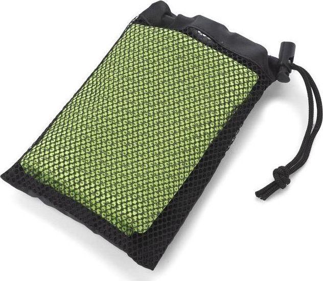 Upominkarnia Ręcznik z mikrofibry chłodzący Komfy jasnozielony  1