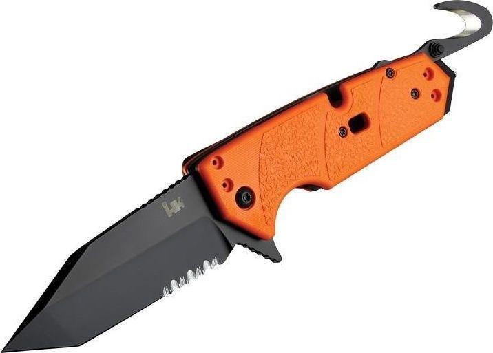 Hogue Nóż Hogue HK 54204 Karma Tanto Pomarańczowy uniwersalny 1