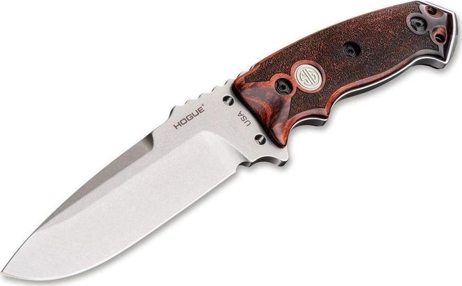 Hogue Nóż Hogue SIG 37175 EX-F01 5.5 Rosewood uniwersalny 1