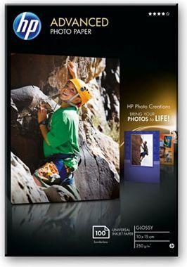 HP Photo Paper A6,10x15cm,100ks,250g/m2 1