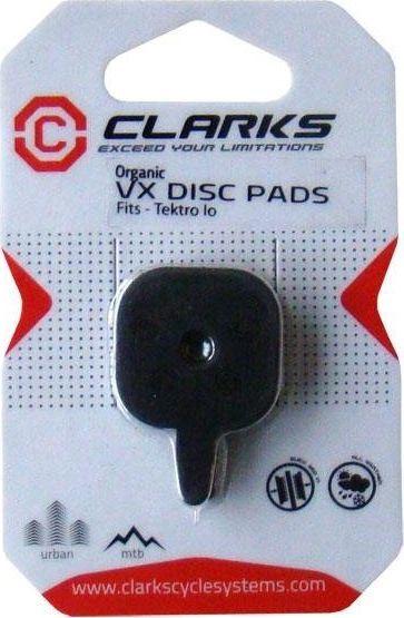 Clarks Klocki hamulcowe CLARK'S TEKTRO (Io) organiczne pudełko 20 par uniwersalny 1
