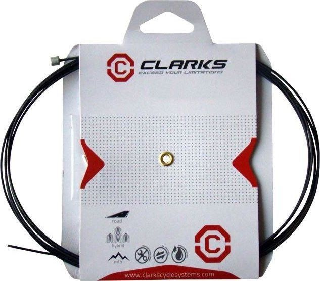 Clarks Linka hamulca CLARK'S TEFLONOWA 2000mm Mtb uniwersalny 1