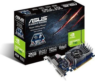 Karta graficzna Asus GeForce GT 730 2GB DDR5 (GT730-2GD5-BRK) 1
