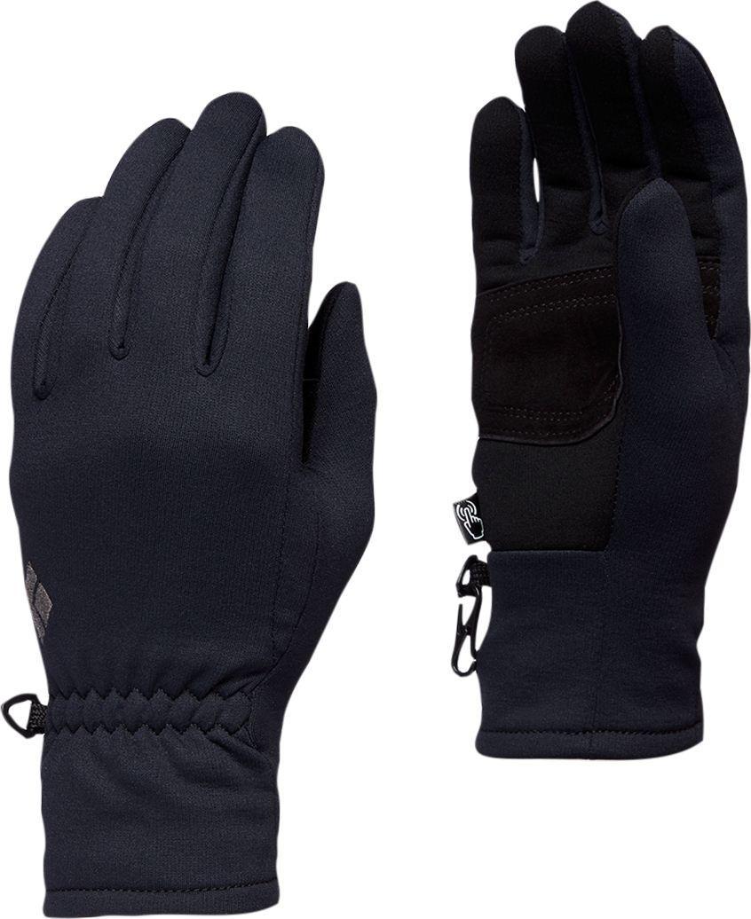 Black Diamond Rękawiczki unisex Midweight Screentap Gloves Black r. L 1