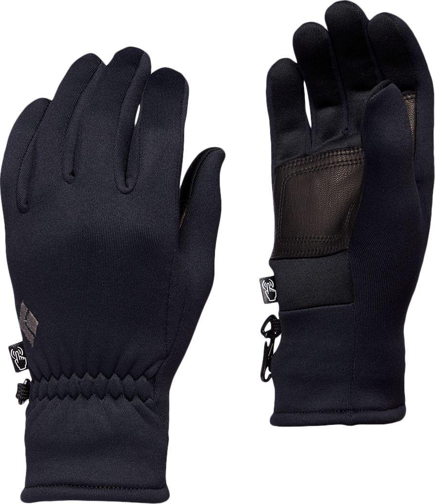 Black Diamond Rękawiczki unisex Heavyweight Screentap Gloves Black r. S 1