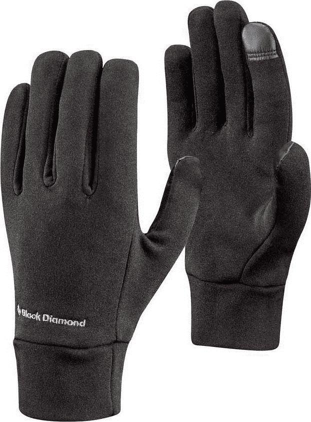 Black Diamond Rękawiczki unisex Lightweight Fleece Black r. S 1