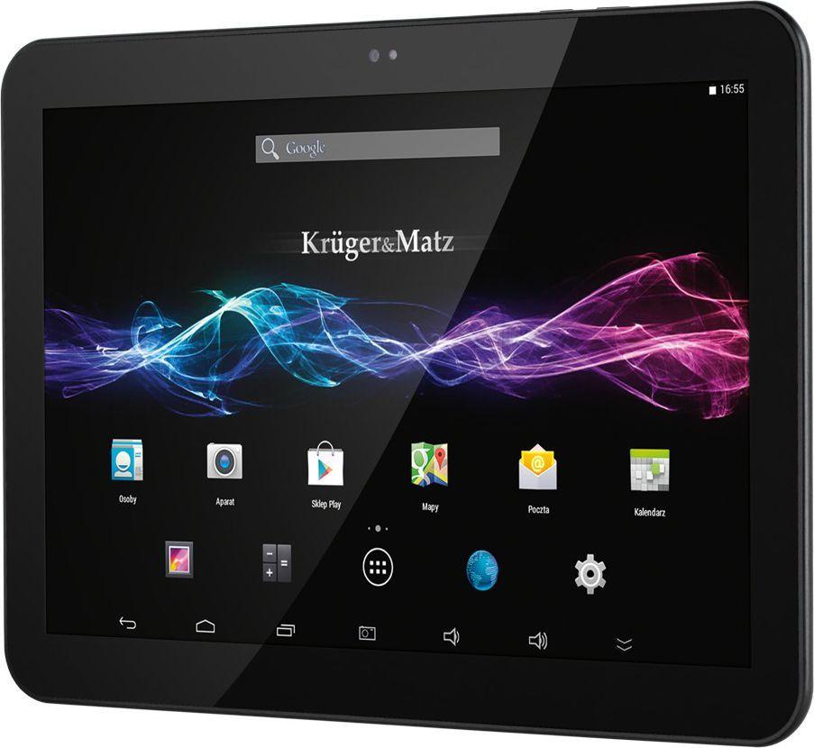 "Tablet Kruger&Matz 10.1"" 8 GB Czarny  (KM1064.1) 1"
