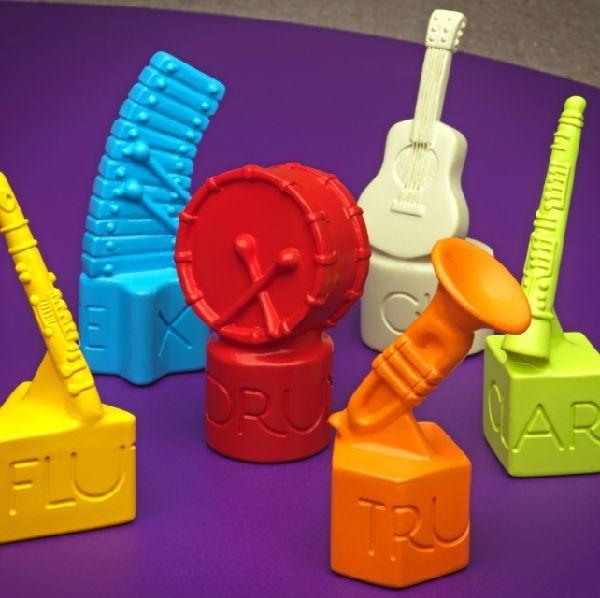 B.Toys Symphony in B., Pulpit dyrygenta, 3+ uniwersalny 1