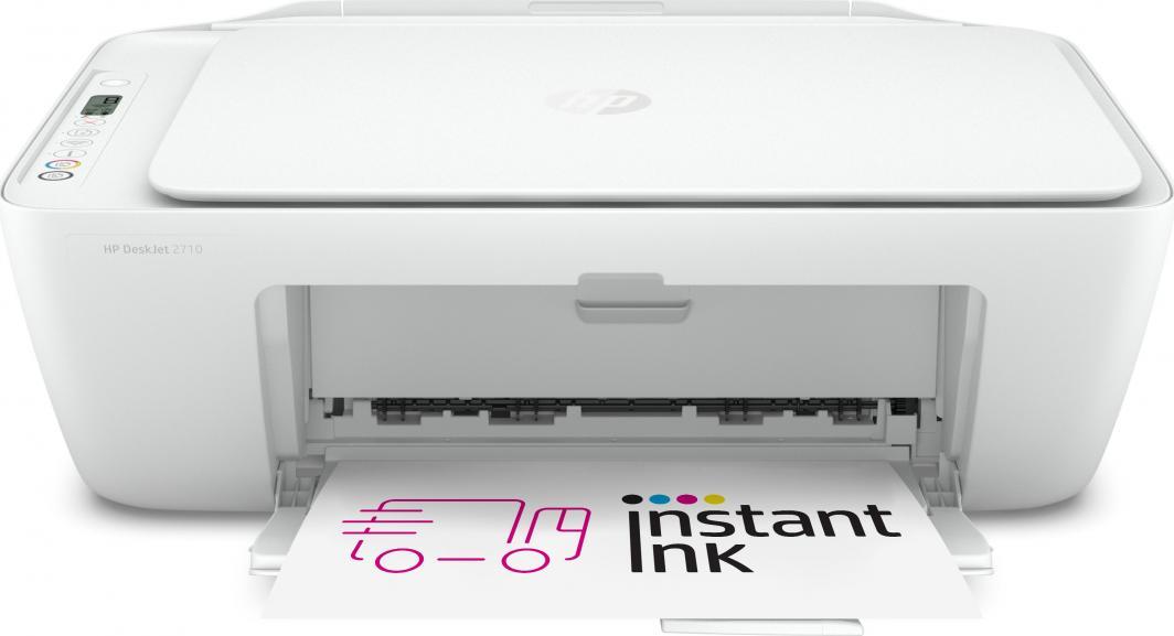 Urządzenie wielofunkcyjne HP DeskJet 2710 (5AR83B) z usługą subskrypcji Instant Ink 1