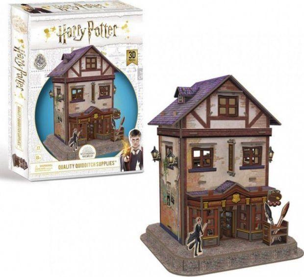 Cubicfun Puzzle 3D Harry Potter Sklep z przyborami 1
