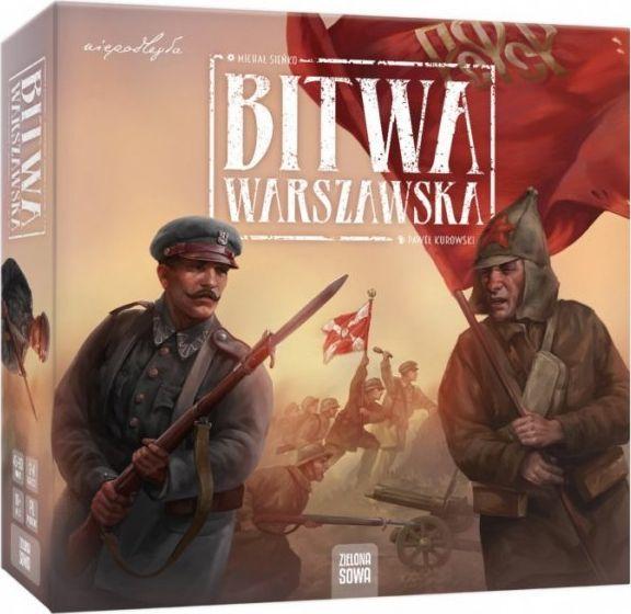 Zielona Sowa Bitwa Warszawska 1