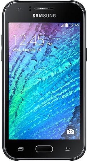 Smartfon Samsung 4 GB Czarny  (SM-J100HZKAXEO) 1