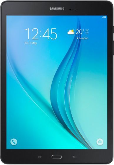"Tablet Samsung 9.7"" 16 GB 3G 4G LTE Czarny  (SM-T555NZKAXEO) 1"