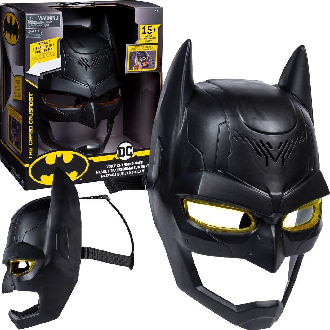 Spin Master Maska zmieniająca głos Batman 1
