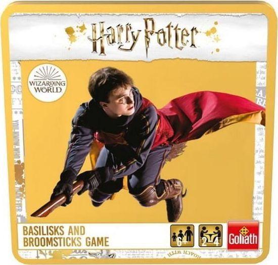 Goliath Bazyliszki i miotły Harry Potter 1
