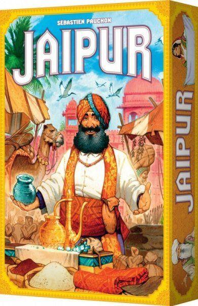 Rebel Gra Jaipur (Nowa Edycja) 1