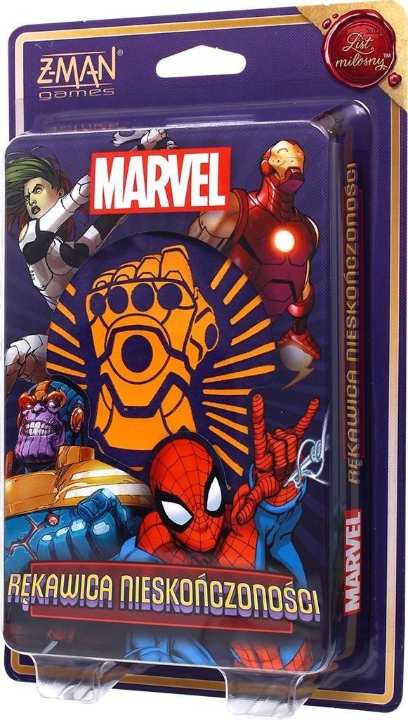 Rebel Gra Marvel Rękawica Nieskończoności 1