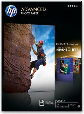 HP Papier fotograficzny do drukarki A4 (Q5456A) 1