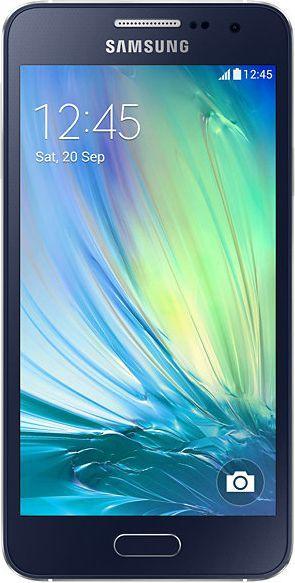 Smartfon Samsung 16 GB Dual SIM Czarny  (SM-A300FZKDXEO) 1