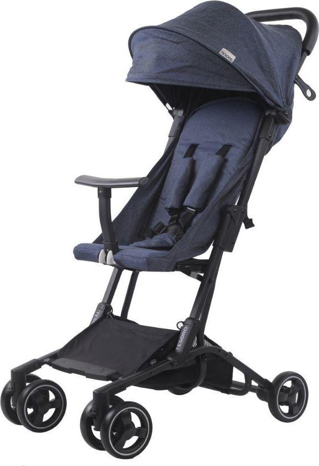 Wózek Tesoro spacerowy S900 Jeans 1