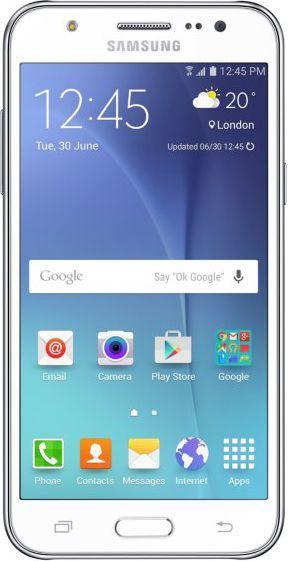Smartfon Samsung 8 GB Biały  (SM-J500FZWAXEO) 1