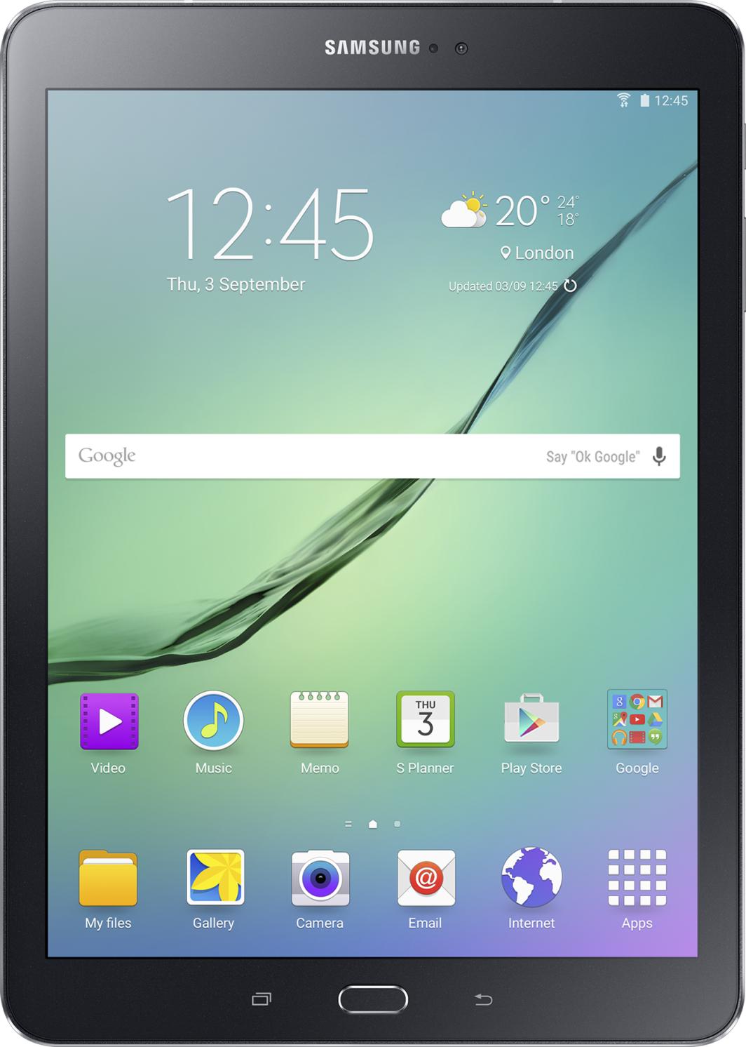 "Tablet Samsung 9.7"" 32 GB 4G LTE Czarny  (SM-T815NZKEXEO) 1"