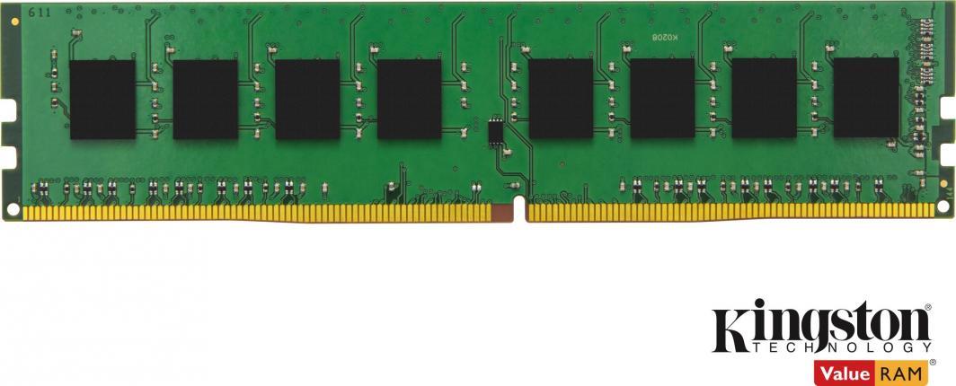 Pamięć Kingston ValueRAM, DDR4, 8 GB, 3200MHz, CL22 (KVR32N22S6/8) 1