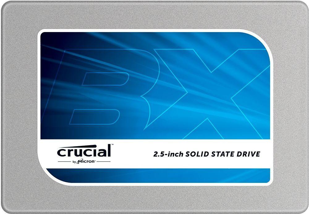 """Dysk SSD Crucial 250 GB 2.5"""" SATA III (CT250BX100SSD1) 1"""