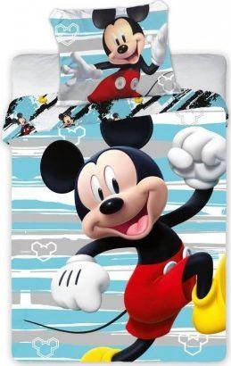 Faro Pościel 100x135 Myszka Miki chłopczyk 1
