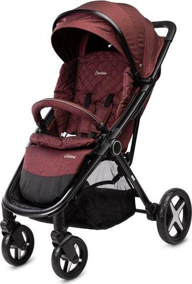 Wózek Caretero spacerowy Colosus burgund 1