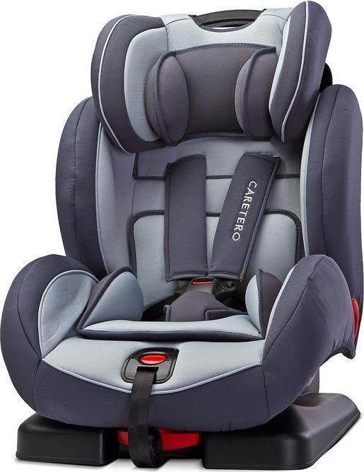 Fotelik samochodowy Caretero Fotelik Angelo 9-36kg grey 1
