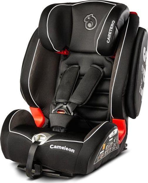 Fotelik samochodowy Caretero Fotelik Caretero Cameleon 15-36kg isofix black 1