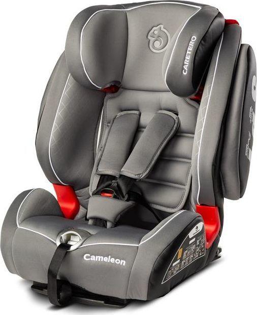 Fotelik samochodowy Caretero Fotelik Caretero Cameleon 15-36kg isofix graphite 1