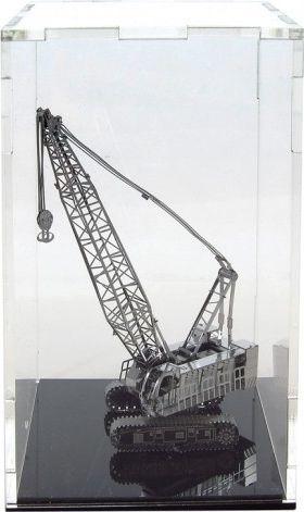 Metal Earth Pudełko Ochronne Akrylowe Acrylic Display Cube 3 1