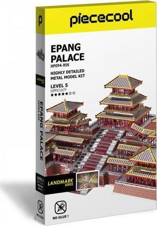 Piececool Piececool, Pałac Epang 1