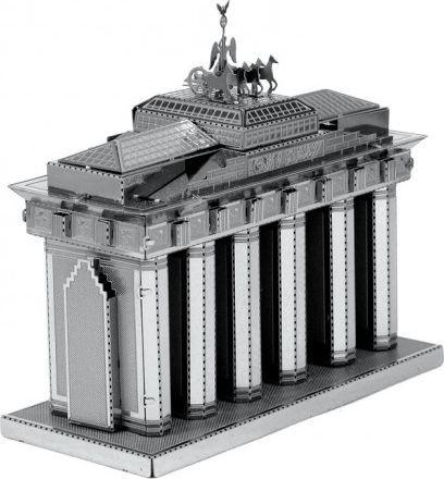 Metal Earth Metal Earth Brama Brandenburska Brandenburg Gate model do składania metalowy. 1